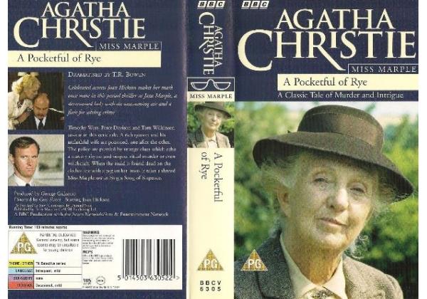 A Pocketful Of Rye Ebook