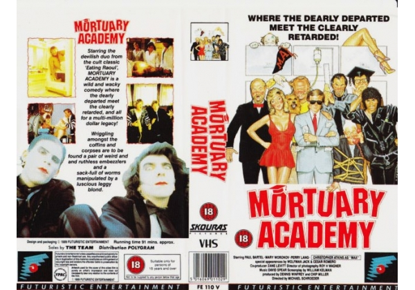 Image result for mortuary academy